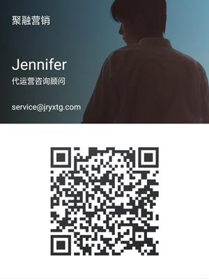聚融营销美业事务部微信