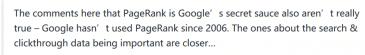 谷歌PR新概念!以链接距离为基础