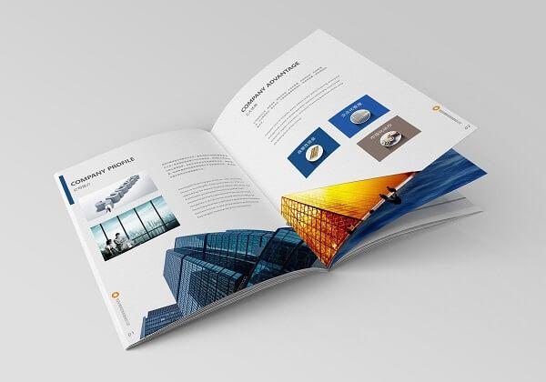 企业画册制作