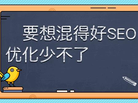 网站SEO优化