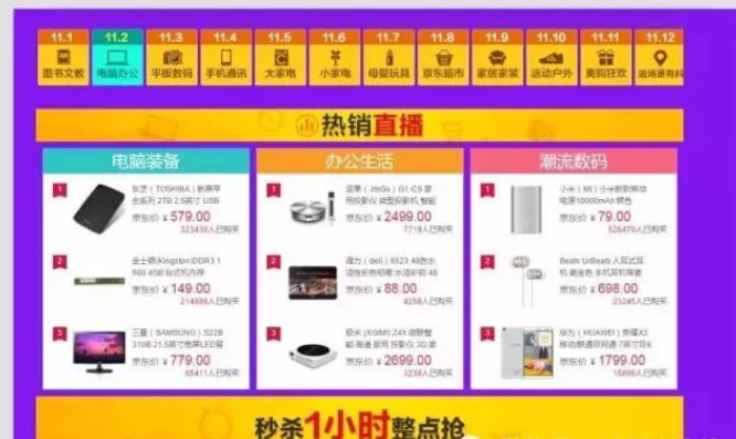 光棍节营销热点案例:2015坚果投影仪双十一经典营销案例回顾